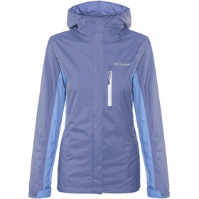Columbia Pouring Adventure II Jacket Women Bluebell/Medieval